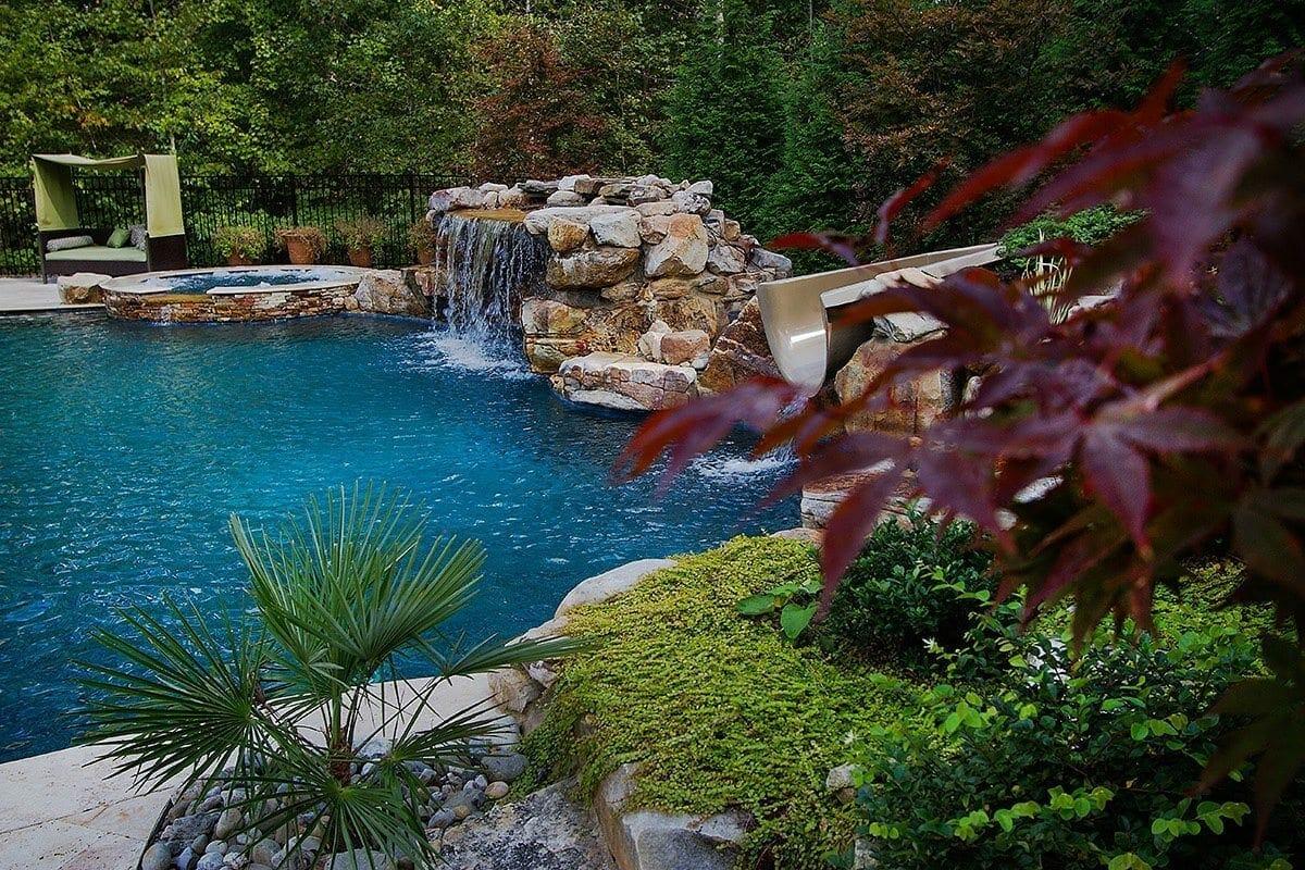 custom pool builders raleigh nc blue haven pools u0026 spas