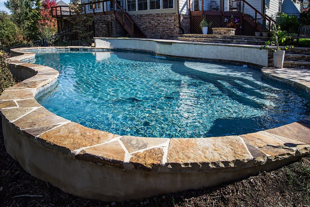 3 Families Need Pool Builder in Cary's Copperleaf