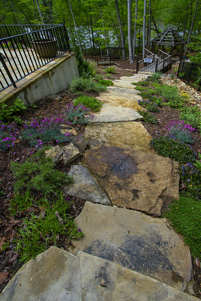 Custom Built Hardscapes