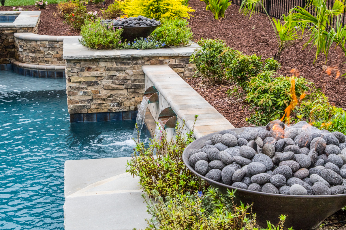 24 Ideas from a Pool Hardscape Designer  Blue Haven Raleigh