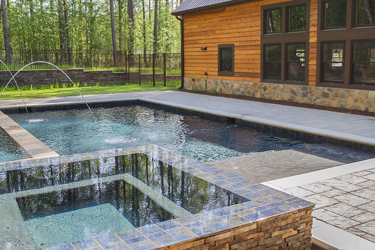 Pools Contemporary