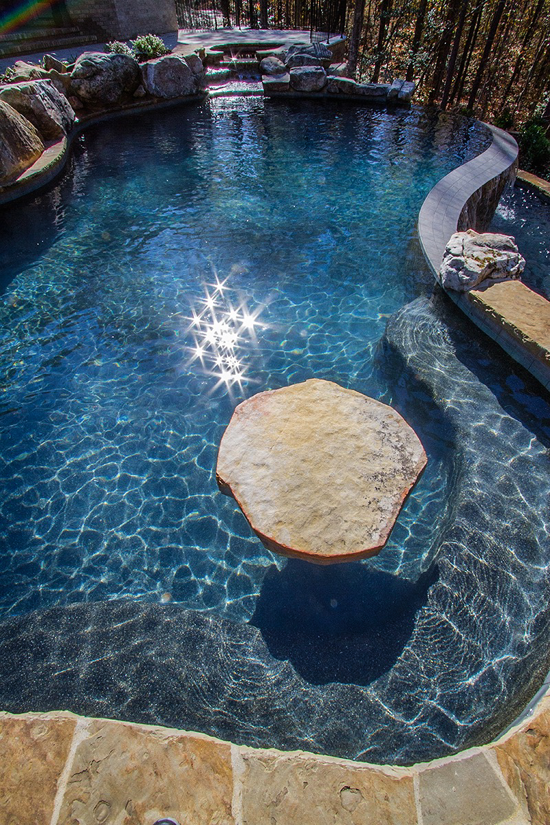 Custom Freeform Pool Designers | Raleigh NC | Blue Haven Raleigh